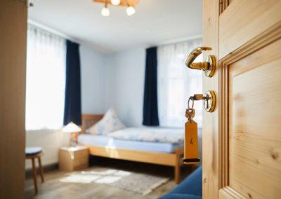 Zimmer-Klosterblick